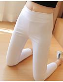 ieftine Pantaloni de Damă-Pentru femei Zilnic De Bază Legging - Mată Talie Înaltă