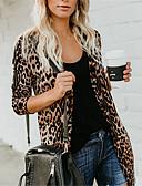 זול חליפות שני חלקים לנשים-דמוי פרווה בגדי ריקוד נשים חום M L XL בלשית ארוך סגנון רחוב אחיד מכפלת פרווה ליציאה