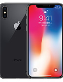 ieftine Blazer & Costume de Bărbați-Apple iPhone X A1865 5.8 inch 256GB Smartphone 4G - Renovate(Gri) / 12