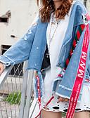preiswerte Krawatten & Fliegen-Damen - Solide Grundlegend Jeansjacke