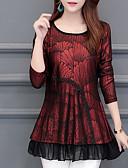 ieftine Rochii Plus Size-tricoul pentru femei - tricou colorat