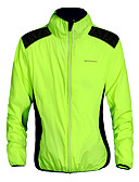 cheap Men's Sweaters & Cardigans-WOSAWE Unisex Cycling Jacket Bike Jacket Top Windproof Breathable Quick Dry Sports Green Mountain Bike MTB Road Bike Cycling Clothing Apparel Advanced Relaxed Fit Bike Wear / Stretchy