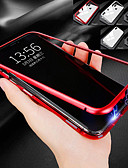 billige iPhone-etuier-Etui Til Apple iPhone XR / iPhone XS Max Stødsikker / Magnetisk Fuldt etui Ensfarvet Hårdt Metal for iPhone XS / iPhone XR / iPhone XS Max