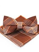 cheap Men's Ties & Bow Ties-Unisex Basic Cravat & Ascot - Striped / Print / Color Block Bow