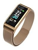 baratos Pulseiras Smart & Monitores Fitness-KUPENG B29S Pulseira inteligente Android iOS Bluetooth Esportivo Impermeável Monitor de Batimento Cardíaco Medição de Pressão Sanguínea Podômetro Aviso de Chamada Monitor de Atividade Monitor de Sono