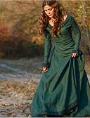 رخيصةأون فساتين فينتيدج قديمة-فستان نسائي ثوب ضيق أساسي طويل للأرض