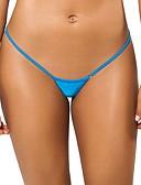 preiswerte Modische Unterwäsche-Damen Solide - G-Strings & Tangas Niedrige Taillenlinie