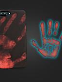 povoljno Maske za mobitele-Θήκη Za Apple iPhone X / iPhone 8 Plus / iPhone 8 Mutno Stražnja maska Jednobojni Mekano Silikon
