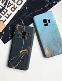 preiswerte Handyhüllen-Hülle Für Samsung Galaxy S9 Plus / S8 Plus Muster Rückseite Marmor Hart PC für S9 / S9 Plus / S8 Plus