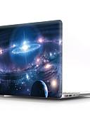 """זול אביזרים ל-MacBook-MacBook נרתיק שמיים PVC ל מקבוק פרו13אינץ' / מקבוק פרו15אינץ'עם תצוגת רטינה / New MacBook Air 13"""" 2018"""