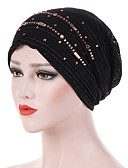 cheap Women's Hats-Women's Vintage / Party / Holiday Floppy Hat - Striped Pleated