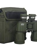 abordables Montre Sport Homme-SEEKER 10 X 50 mm Jumelles Grand angle HD Entièrement Traitées BAK4 Vision nocturne Alliage d'aluminium / Oui