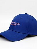 billige Hatter til herrer-Unisex Grunnleggende Baseballcaps Trykt mønster