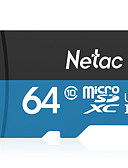 お買い得  メンズフーディー&スウェットシャツ-Netac 64GB メモリカード UHS-I U1 / クラス10 P500