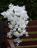 """povoljno Vjenčani velovi-Cvijeće za vjenčanje Buketi / Jedinstven svadbeni dekor / Umjetno cvijeće Vjenčanje Ostali materijal / Kompozitni materijali 19,7 """"(Approx.50cm)"""