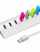 זול שמלות במידות גדולות-USB 3.0 to USB 3.0 רכזת USB 7 נמלים מהירות גבוהה