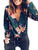 Недорогие Боди-Жен. С принтом Bodysuit Цветочный принт