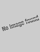 hesapli Tişört-Kadın's Tişört Desen, Solid Beyaz