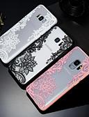 povoljno Maske za mobitele-Θήκη Za Samsung Galaxy S9 / S9 Plus / S8 Reljefni uzorak / Uzorak Stražnja maska Čipka Ispis Tvrdo PC