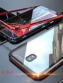 halpa Puhelimen kuoret-Etui Käyttötarkoitus Samsung Galaxy / Huawei J8 / J6 (2018) / J6 Plus Läpinäkyvä Suojakuori Yhtenäinen Kova Karkaistu lasi