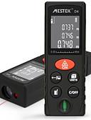 abordables Sujetadores Deportivos-MESTEK MT-D4 60m Medidor de distancia láser Diseño portátil / Fácil de Usar / Alta calidad Powerpoint y Presentación / para la medición de casa inteligente / para mediciones de ingenieria