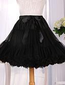 povoljno Stare svjetske nošnje-Balet Classic Lolita 1950-te Haljine Petticoat kratka baletska suknja Krinolina Žene Djevojčice Kostim Crn Vintage Cosplay Party Seksi blagdanski kostimi Princeza