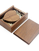 hesapli iPhone Kılıfları-Ants 32GB USB flash sürücü usb diski USB 2.0 Ahşap / Bambu love wooden gift box