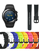 hesapli Smartwatch Bantları-Watch Band için Huawei Watch 2 Huawei Spor Bantları Silikon Bilek Askısı