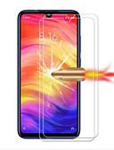 זול מגן מסך נייד-XIAOMIScreen ProtectorXiaomi Redmi Note 7 (HD) ניגודיות גבוהה מגן מסך קדמי 2 pcs זכוכית מחוסמת