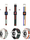 halpa Smartwatch-nauhat-Watch Band varten Apple Watch Series 4/3/2/1 Apple Moderni solki Kangas Rannehihna