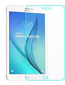 זול מגני מסך לטאבלט-Samsung GalaxyScreen ProtectorTab E 8.0 קשיחות 9H מגן מסך קדמי יחידה 1 זכוכית מחוסמת