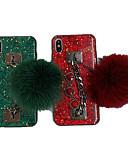 זול מגנים לאייפון-מגן עבור Apple iPhone XS / iPhone XR / iPhone XS Max מחזיק טבעת כיסוי אחורי אחיד קשיח PC