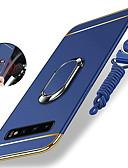 povoljno Maske za mobitele-Θήκη Za Samsung Galaxy S9 / S9 Plus / S8 Plus Otporno na trešnju / Pozlata / Prsten držač Stražnja maska Jednobojni Tvrdo PC / Metal