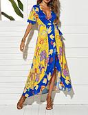 preiswerte Romantische Spitze-Damen Elegant Hülle Kleid Geometrisch Asymmetrisch