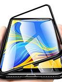 halpa Puhelimen kuoret-Etui Käyttötarkoitus Samsung Galaxy J8 (2018) / J6 (2018) / J6 Plus Iskunkestävä / Ultraohut / Läpinäkyvä Suojakuori Yhtenäinen Kova Karkaistu lasi