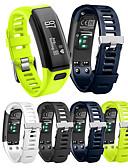 זול להקות Smartwatch-צפו בנד ל Vivosmart HR Garmin רצועת ספורט סיליקוןריצה רצועת יד לספורט