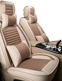 abordables Bikinis-Housse de siège auto tissu de dessin animé tous entourent lin set de coussin de voiture mignon soie soie quatre saisons cinq sièges