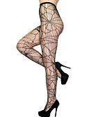 זול להקות Smartwatch-עכבישים גרביים וגרביונים נשף מסכות מבוגרים בגדי ריקוד נשים חג ליל כל הקדושים חג מולד חג המולד האלווין (ליל כל הקדושים) קרנבל פסטיבל / חג ספנדקס polyster שחור תחפושות קרנבל אחיד חיה