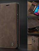 זול מגנים לטלפון-(2019) רטרו פו עור להעיף את הארנק במקרה של חריצים לכרטיס עם מעמד קשה עמיד בפני זעזועים