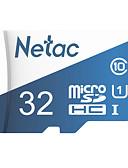 זול מגן מסך נייד-Netac כרטיס 32gb כרטיס מיקרו SD sdxc c10 כרטיס זיכרון מיני 32GB sdhc בכיתה 10 עבור smartphone