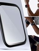 hesapli Akıllı Saat Ekran Koruyucuları-Apple İzle serisi için ekran koruyucu 3/3/2/1 temperli cam yüksek çözünürlüklü (hd) / 9 h sertlik / 3d / patlamaya dayanıklı 1 adet
