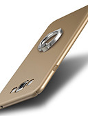 זול מגנים לאייפון-מגן עבור Samsung Galaxy J7 (2018) עמיד בזעזועים / מחזיק טבעת / מזוגג כיסוי אחורי אחיד רך TPU