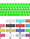 Недорогие Аксессуары для MacBook-Силикон Защита для клавиатуры Назначение Apple MacBook Air 11'' / MacBook Air 13'' / MacBook Pro 13 '' Арабский