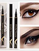 hesapli Göz Farları-marka dnm 12 renk eyeliner mat su geçirmez dayanıklı renk eyeliner kalem göz makyajı kozmetik.
