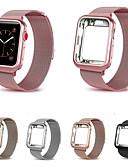זול להקות Smartwatch-לצפות בסדרה עבור סדרת Apple לצפות 4/3/2/1 Apple milanese לולאה נירוסטה רצועת היד