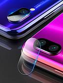 זול מגנים לטלפון-מגן מסך עבור xiaomi redmi הערה 7 / xiaomi redmi 7 מזג זכוכית 1 PC מצלמה עדשה מגן High Definition (HD) / 9h קשיות / הוכחה פיצוץ