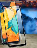hesapli Cep Telefonu Ekran Koruyucuları-Samsung galaxy için ekran koruyucu a10 / a20 / a30 / a40 / a50 / a70 / tam temperli cam 1 adet ön ekran koruyucu yüksek çözünürlüklü (hd) / 9h sertlik