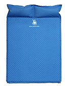 povoljno Maxi haljine-HUILINGYANG Napuhavajuća podloga za spavanje Vanjski Kampiranje Rastezljiva Mješavina poliester / lan 193*130*3.5 cm Kampiranje / planinarenje / Speleologija za 1 - 2 osobe Sva doba Plava / Bračni
