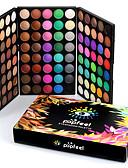 hesapli Göz Farları-120 Renk Göz Farları Göz Mat / Pırıl Pırıl / Işıltılı Parlak / dumanlı Makijaż dzienny Kozmetik