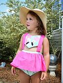 זול סטים של ביגוד לתינוקות-שמלה ללא שרוולים דפוס בנות תִינוֹק